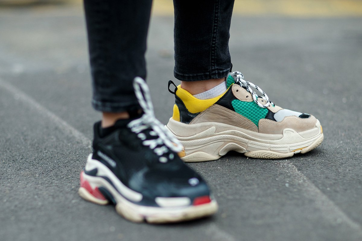 Top 14 Most Beautiful Women s Balenciaga Sneakers in 2018 b3f824d1bc