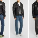 4 Must-have Balenciaga Black Leather Jackets for Men