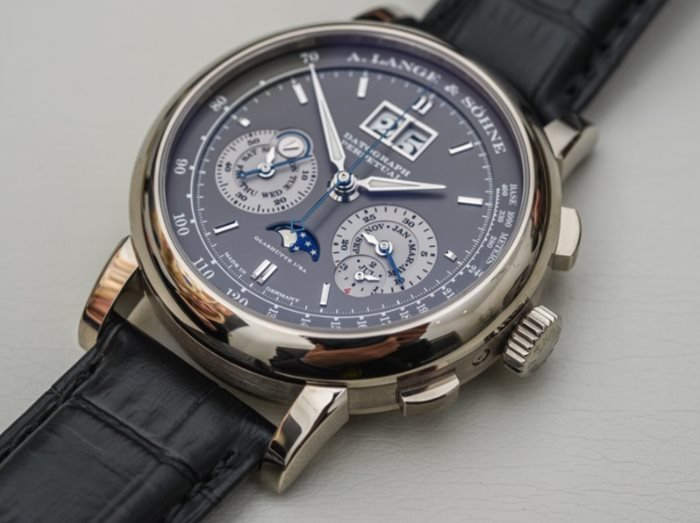 A. Lange & Söhne Datograph Perpetual Watch Hands