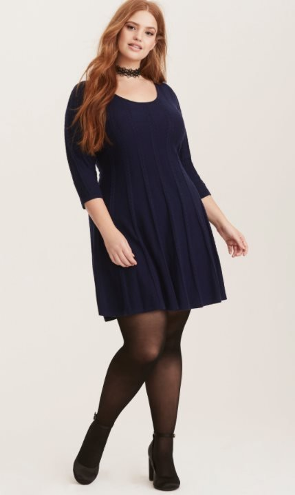 07a0d47c5cd Top 24 Plus Size Sweater Dresses Worth Investing in 2018