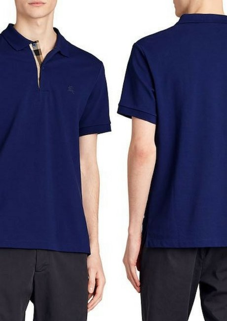 Burberry Oxford Polo Shirt