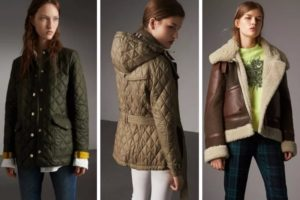 Burberry Women's Jackets for All Kinds of Weather