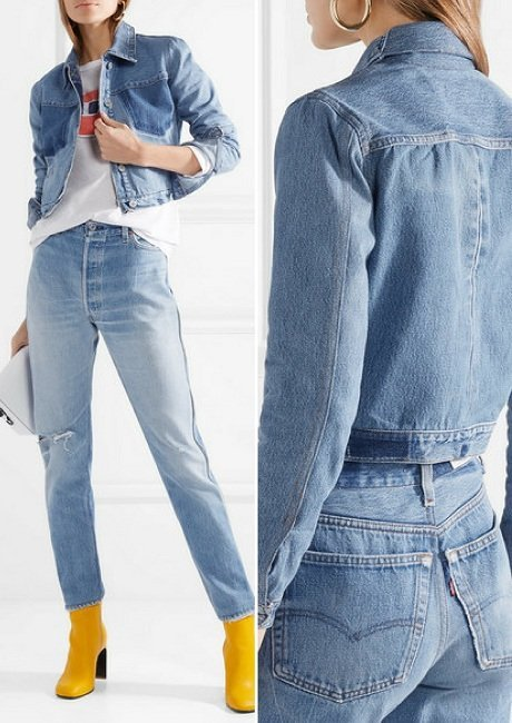 f719f8e450b2 24 Extremely Attractive Designer Denim Jackets for Women