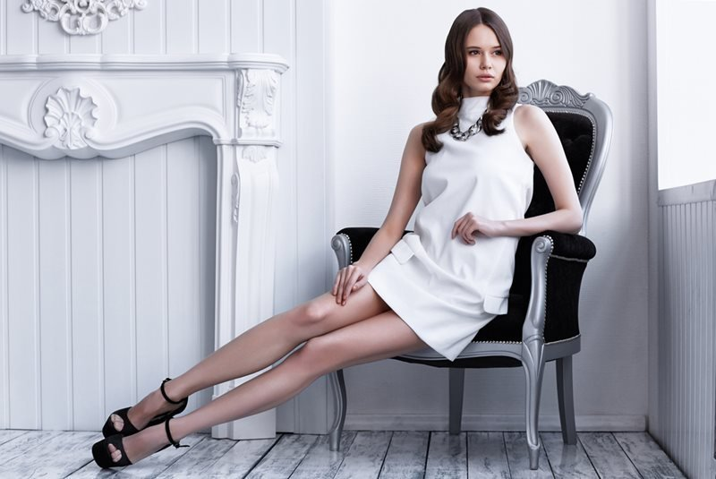 Beautiful White Designer Dresses And Gowns