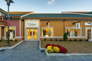 Chloe factory outlet store at Woodbury Common Premium Outlet