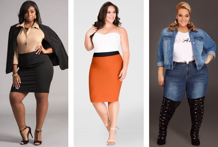91bc1e6beff Top 32 Fashion Shopping Sites for Plus-Size Sexy Curvy Women