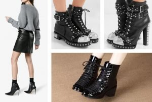 10 Sweet and Lovely Alexander McQueen Boots for Women