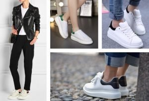 Extremely Adorable Alexander McQueen Sneakers for Women