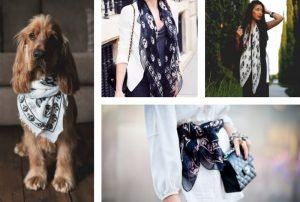 Extremely Gorgeous Alexander McQueen Scarves for Women