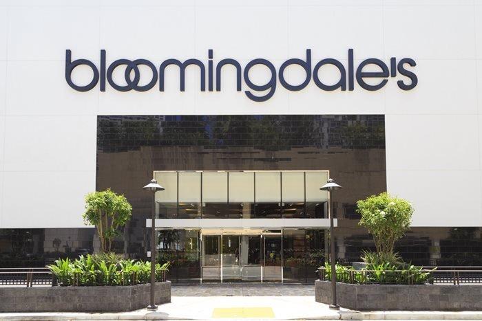 Bloomingdale's facade in Ala Moana Center - Honolulu, Hawaii, USA