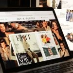 Serving Net-a-Porter on the Internet
