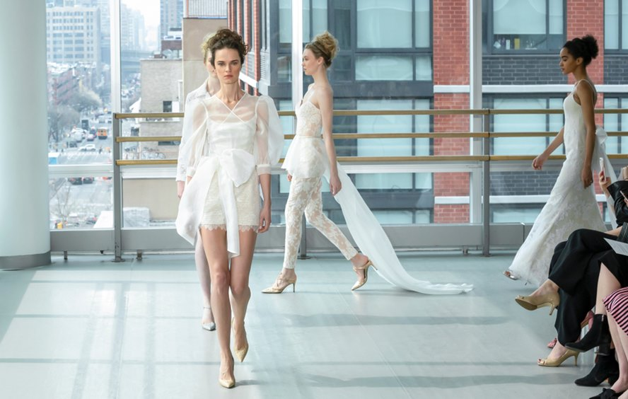 8 Extremely Elegant White Designer Guest Wedding Outfits