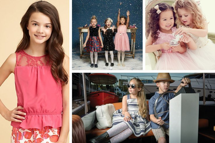 Saks Fifth Avenue Kids