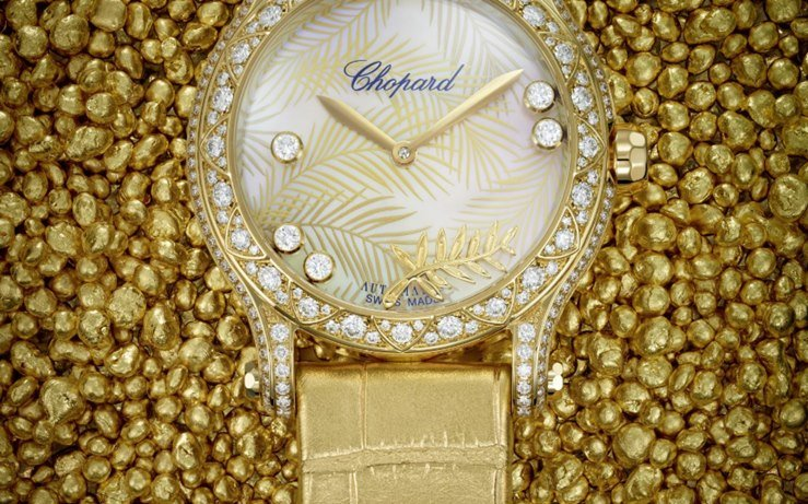 Chopard Ethical gold