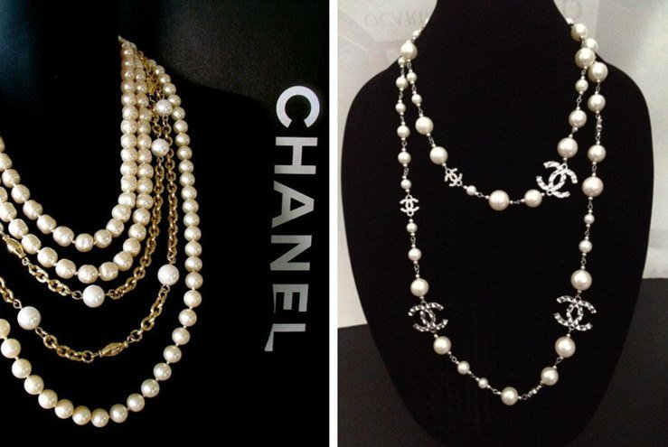 Chane Chains and Pearls