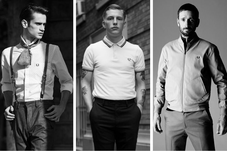 Fred Perry Men's Fashion