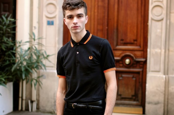 Fred Perry Neon by Matthias Cornilleau