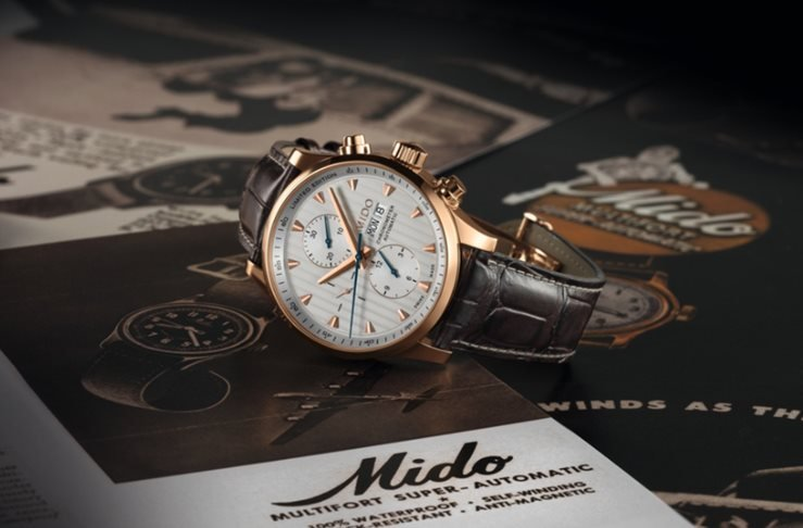 The Mido Multifort Limited Edition Heritage