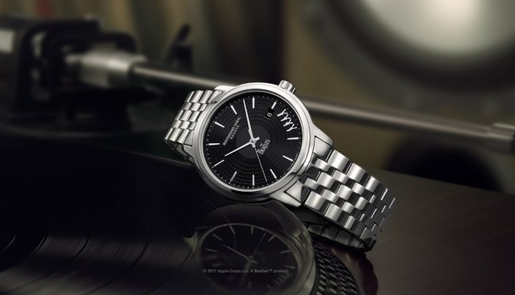 Raymond Weil collaboration with the Beatles