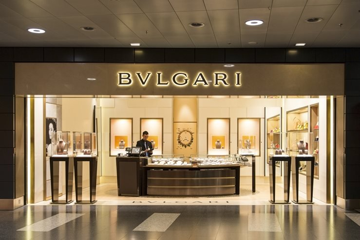 Bvlgari Boutique in Zurich, Switzerland