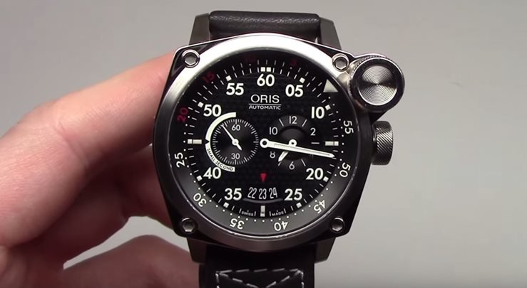 Oris BC4 Der Mesisterflieger Automatic Men's Watch