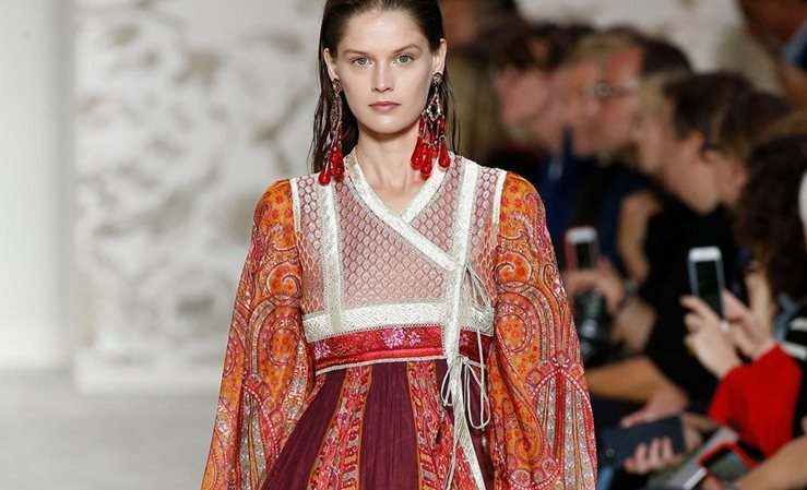 Etro Fashion House