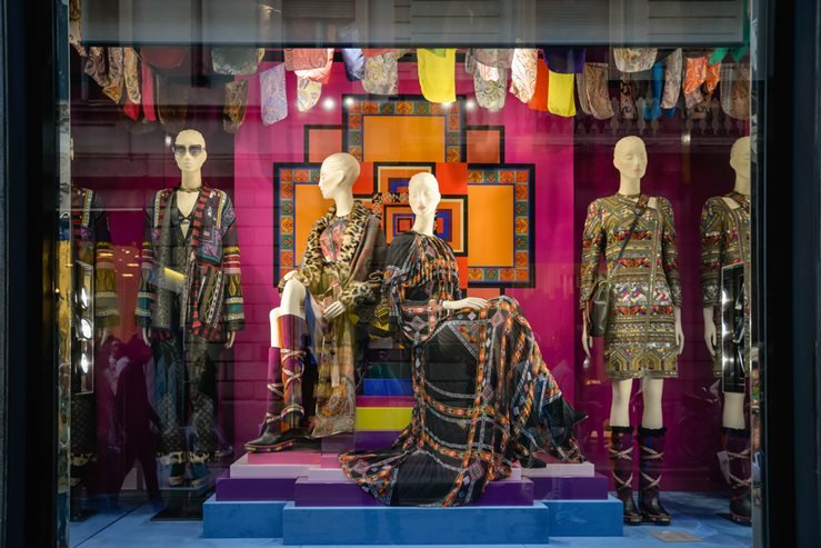 Etro textile design clothing
