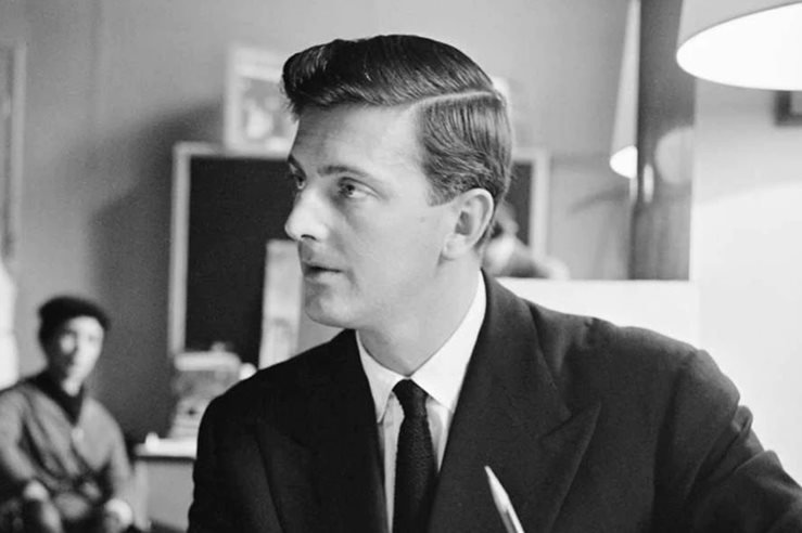 Hubert de Givenchy Founder