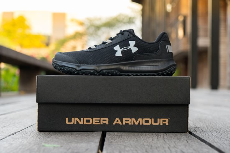 Under Armour toccoa shoe