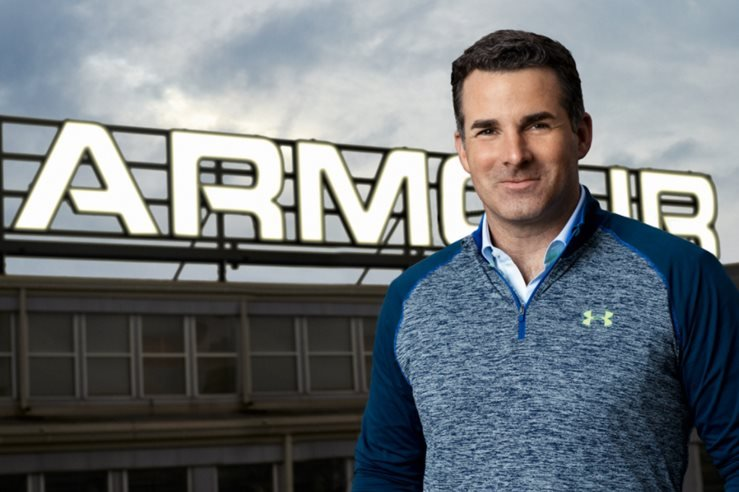 Kevin Plank Founder of Under Armour