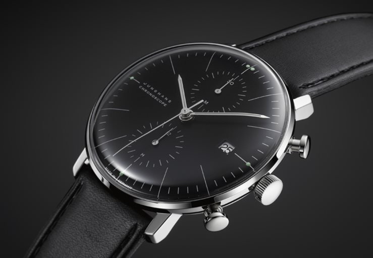 Junghans Minimalist Chronograph Watch