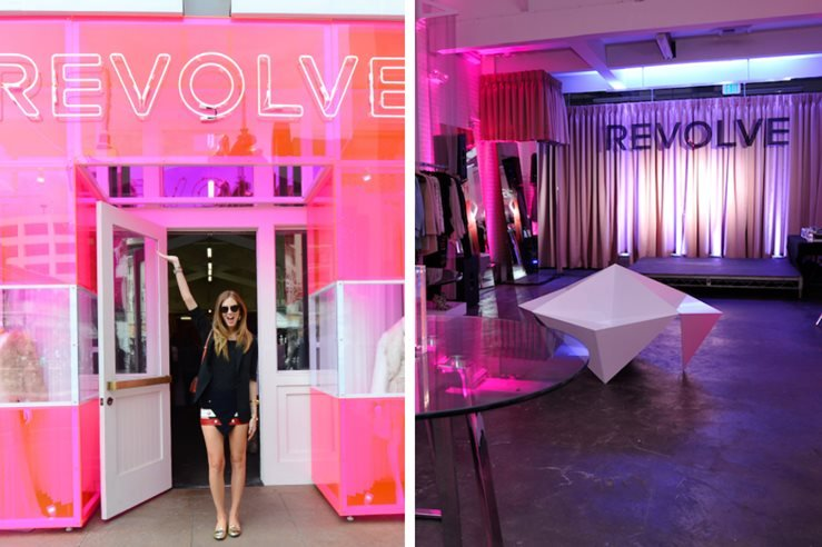 Revolve Pop-Up Shop