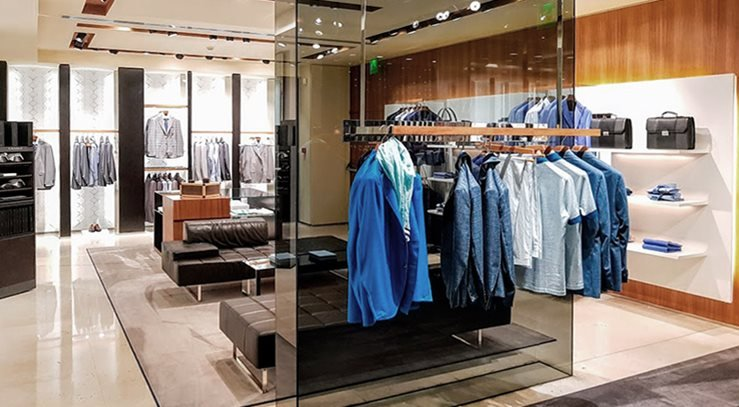 Canali First Flagship Store in Milan