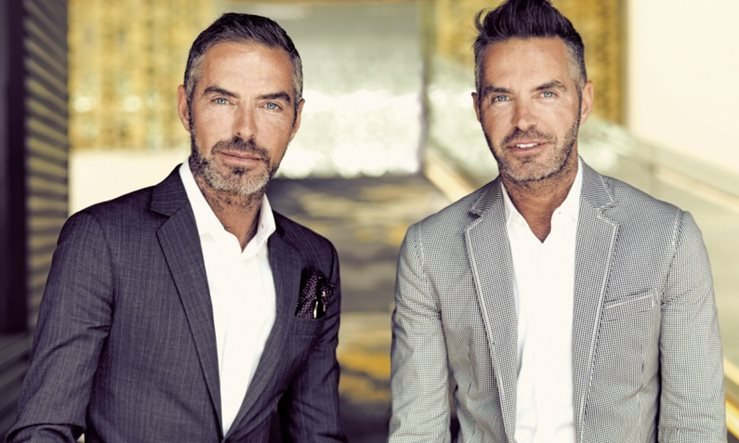 Dean and Dan of Dsquared2