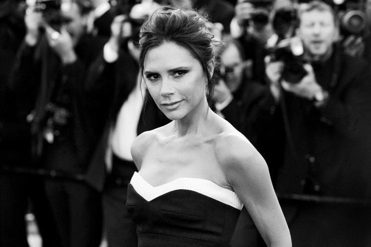 Victoria Beckham attends the 'Cafe Society' premiere during the 69th Cannes Film Festival