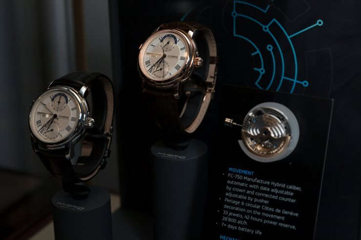 Frederique Constant launches 3.0 Watch Generation Carpenters Gallery in New York, 2018.