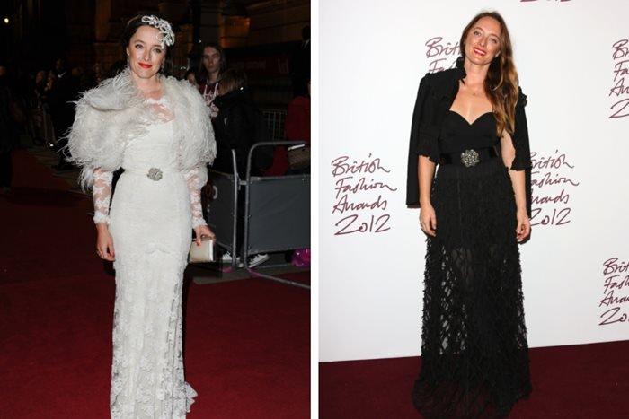 Designer Alice Temperley - the woman behind the brand
