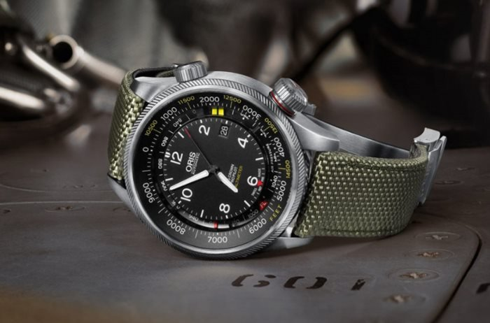 Oris Aviator Watch