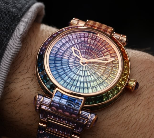 Chopard Imperiale Joaillerie Rainbow Watch