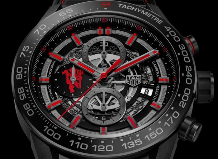 TAG Heuer Special Edition (Manchester United)
