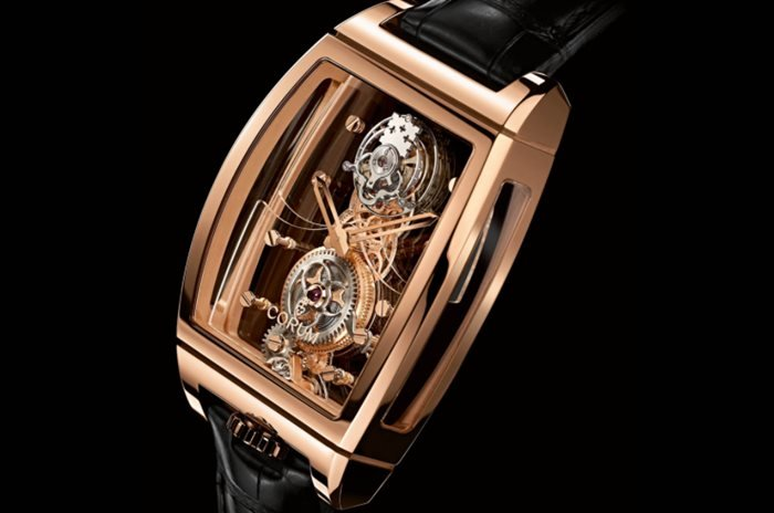 Corum Golden Bridge Tourbillon Watch