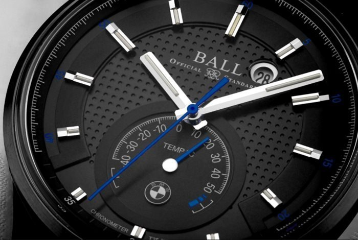 BALL for BMW TMT Chronometer (Limited Edition Series)