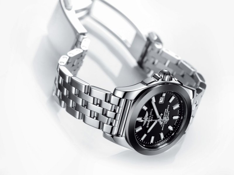 Breitling Galactic 29 Watch Review 3