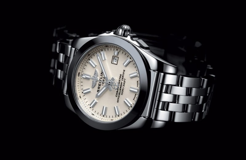 Breitling Galactic 29 Watch Review 1