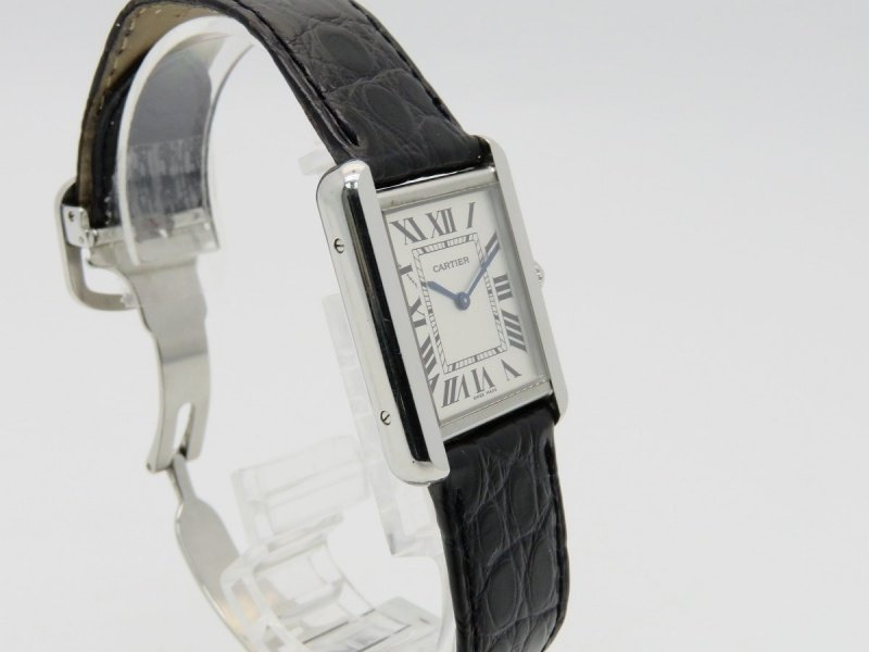 Cartier Tank Solo Watch Review 3