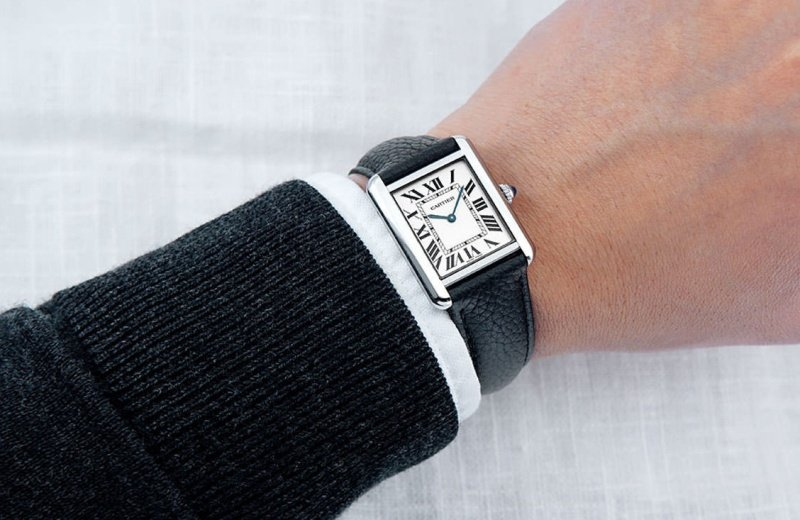 Cartier Tank Solo Watch Review 2