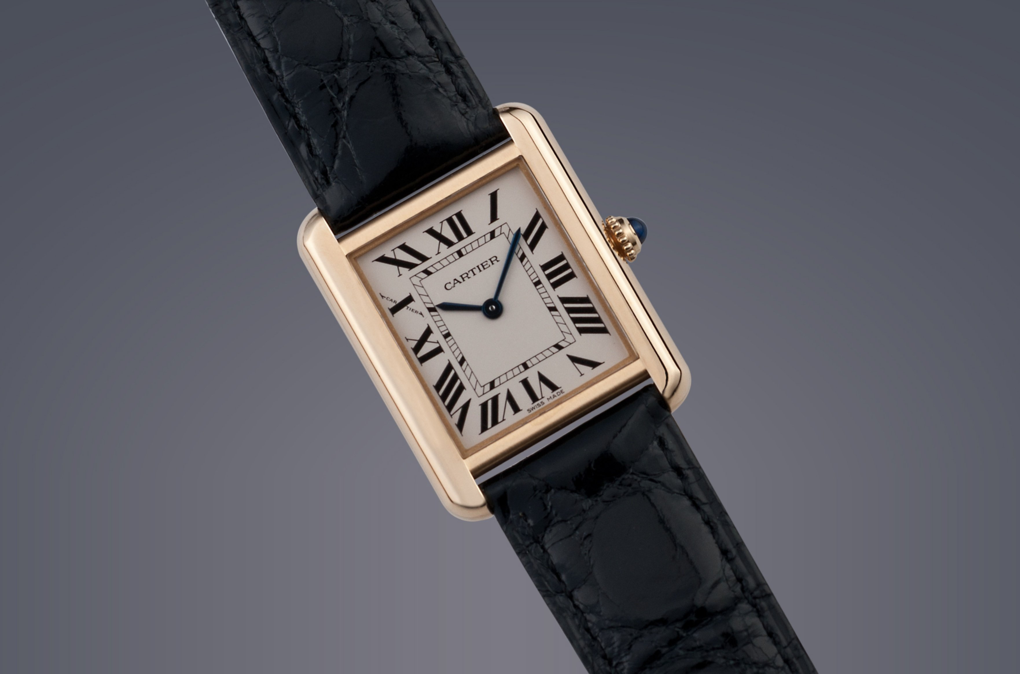 Cartier Tank Solo Watch Review
