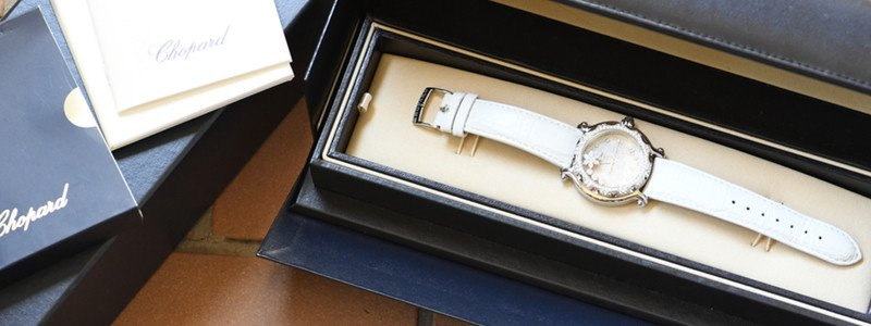 Chopard Happy Snowflake Watch Review 5