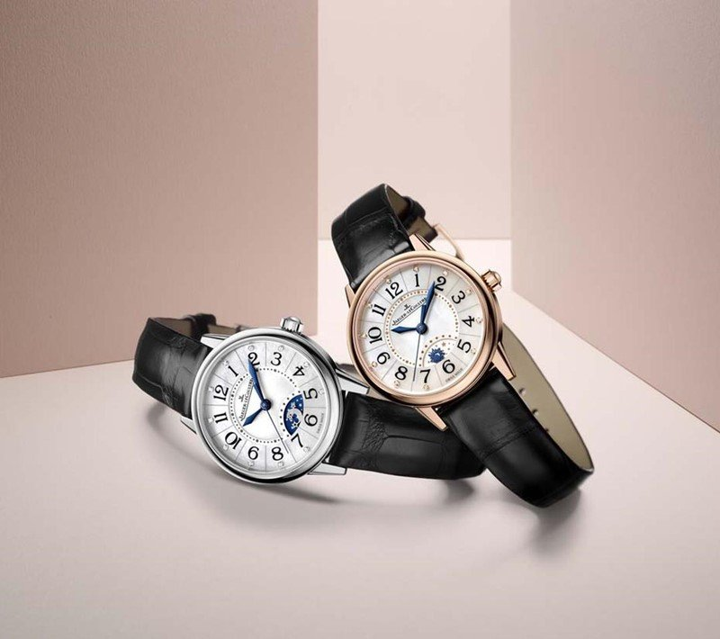 Jaeger-LeCoultre Night & Day Large Watch 6
