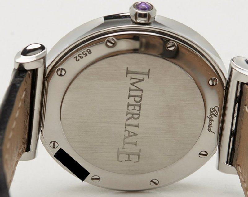 Chopard Imperiale 36mm Watch Review 4